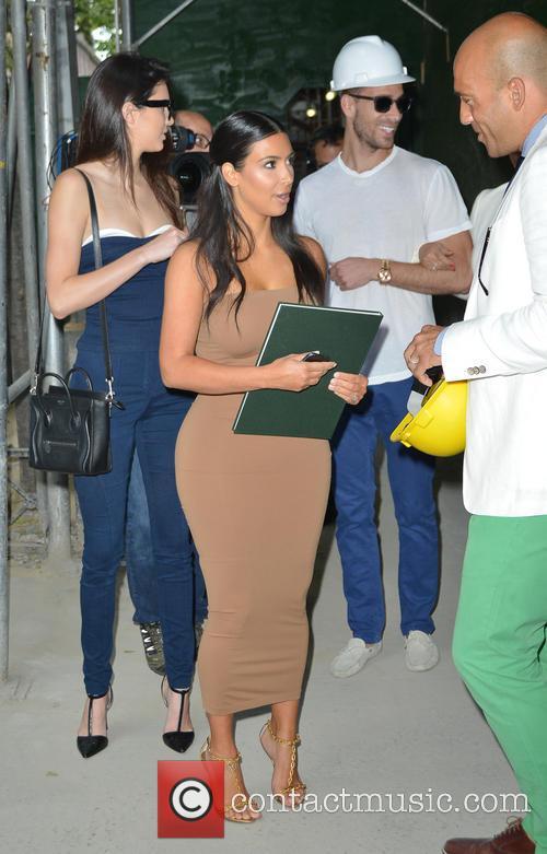 Kendall Jenner and Kim Kardashian 14