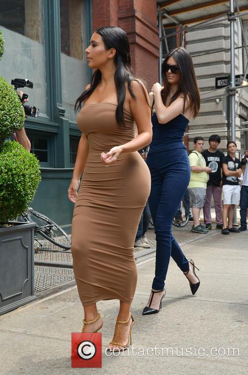 Kendall Jenner and Kim Kardashian 20
