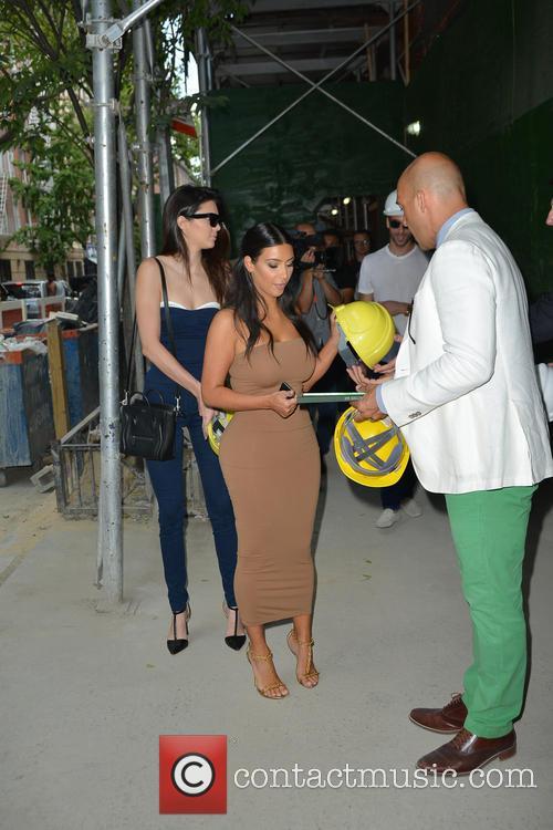 Kendall Jenner and Kim Kardashian 23
