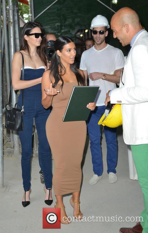 Kendall Jenner and Kim Kardashian 26