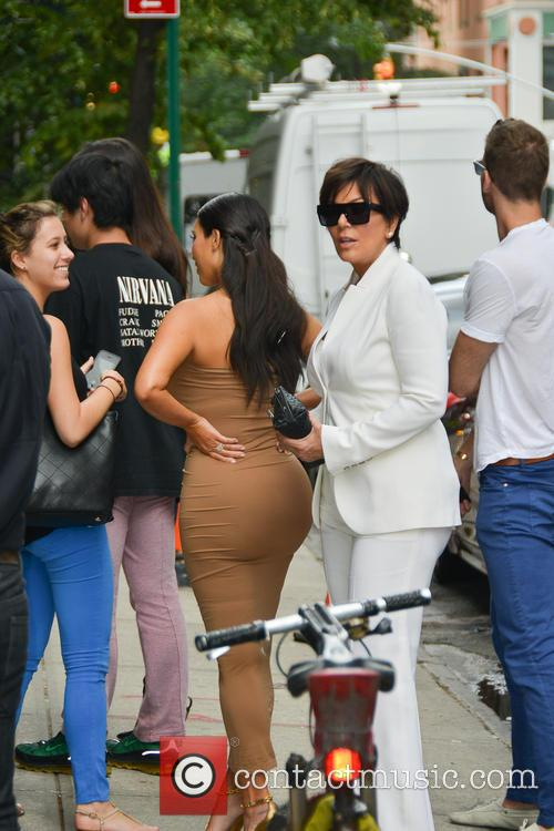 Kim Kardashian and Kris Jenner 13