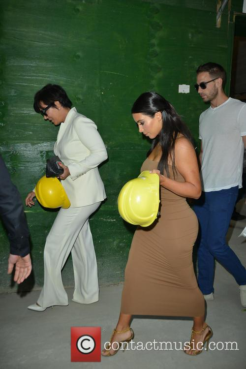 Kim Kardashian and Kris Jenner 18