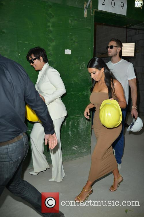 Kim Kardashian and Kris Jenner 19