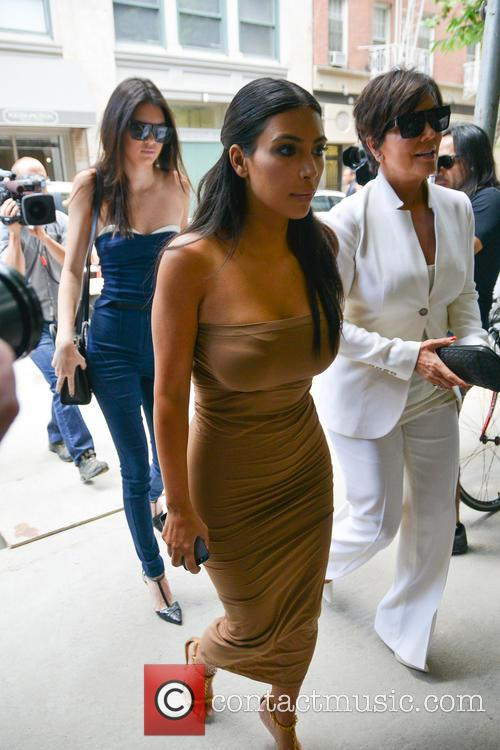 Kim Kardashian and Kris Jenner 24