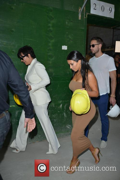 Kim Kardashian and Kris Jenner 26