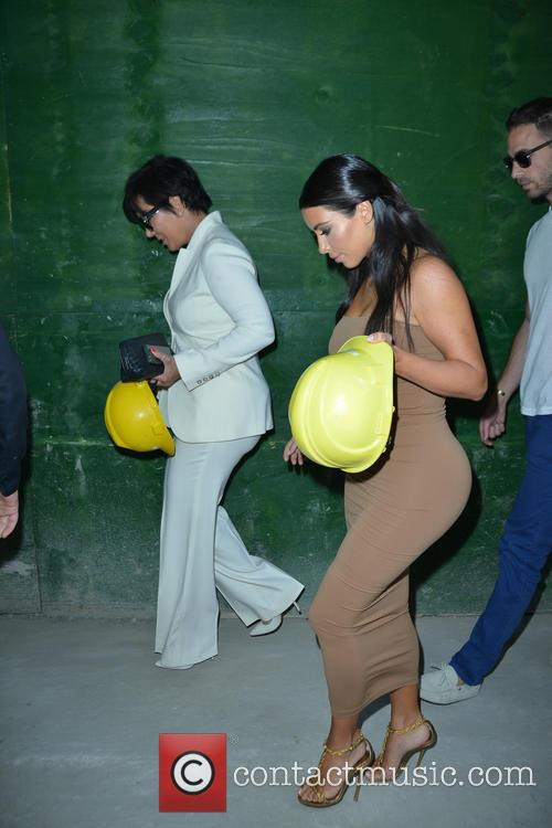 Kim Kardashian and Kris Jenner 1