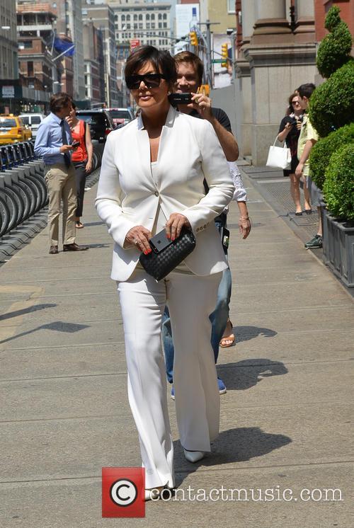 The Kardashians go apartment hunting in New York