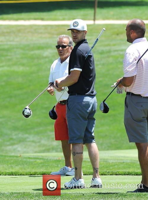 Justin Timberlake 36