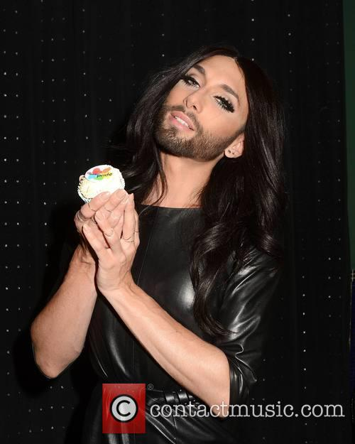 Conchita Wurst performs at The George