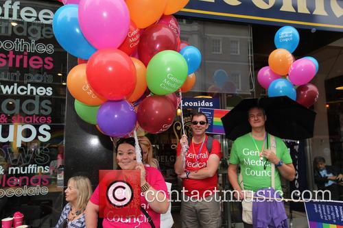 Gay Pride 2014 in London