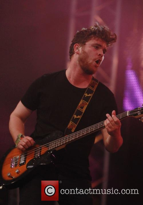 Royal Blood and Mike Kerr 1