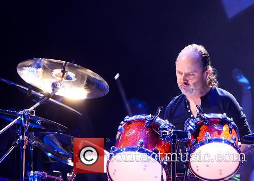 Lars Ulrich and Metallica 1