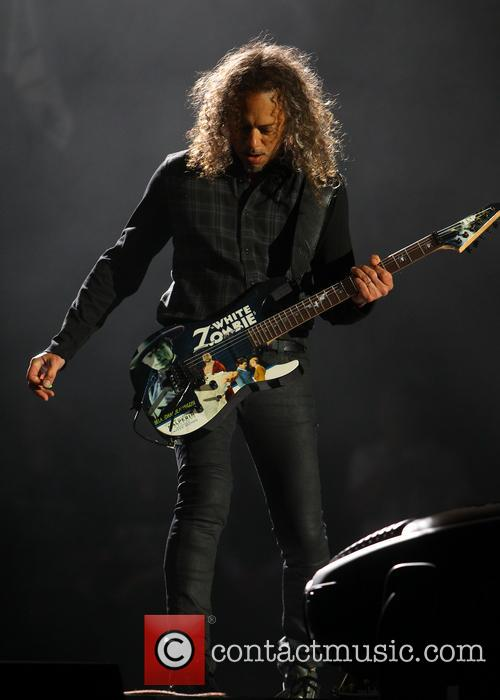 Metallica and Kirk Hammett 4