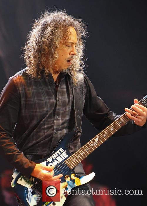 Metallica and Kirk Hammett 8