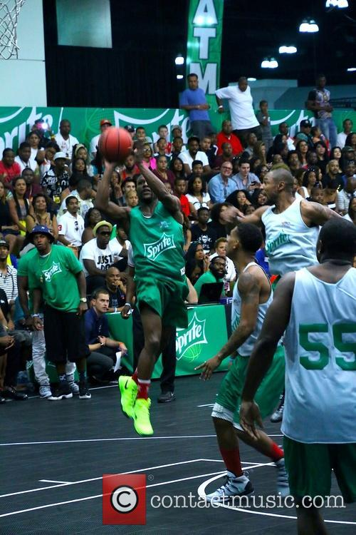 Sprite BET Awards Experience Celebrity Basketball Game
