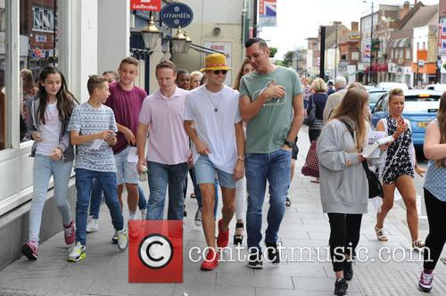 joey essex charlies delicatessen grand opening 4263424