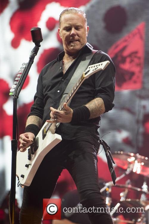 Metallica, Glastonbury Festival