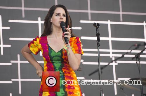 Lana Del Rey, Glastonbury Festival