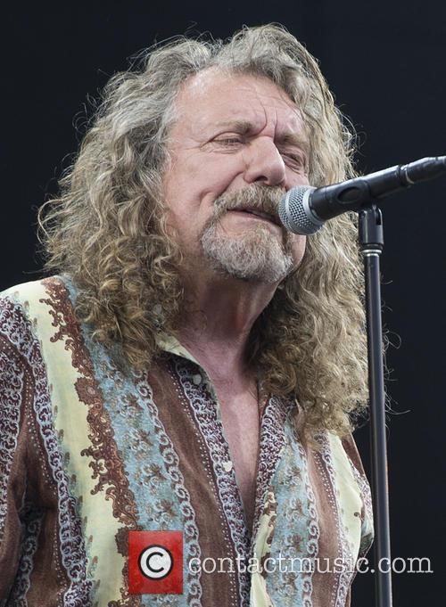 Robert Plant, Glastonbury Festival