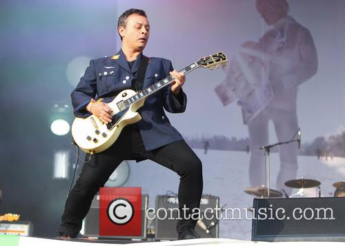 Manic Street Preachers and James Dean Bradfield 5
