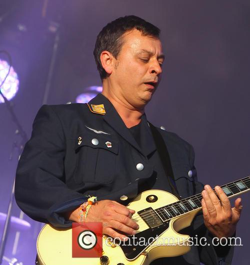 Manic Street Preachers and James Dean Bradfield 8