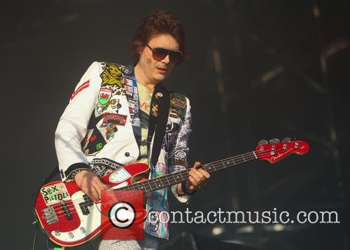 Manic Street Preachers and Nicky Wire 9