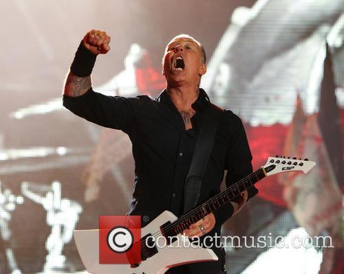 Metallica and James Hetfield 7