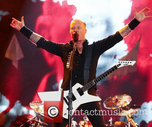 Metallica and James Hetfield 8
