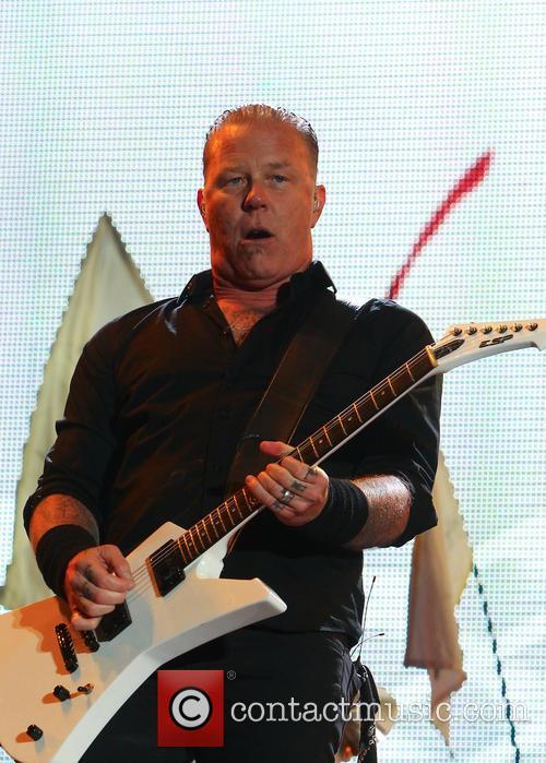 Metallica and James Hetfield 11