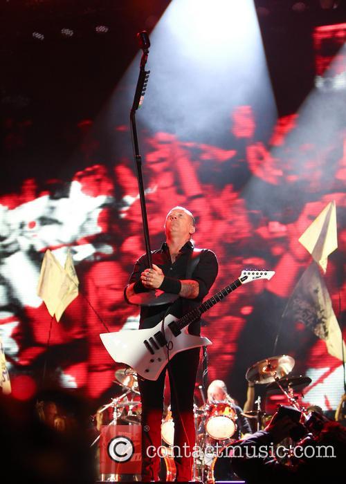 Metallica and James Hetfield 12