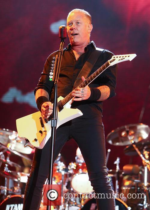Metallica and James Hetfield 13