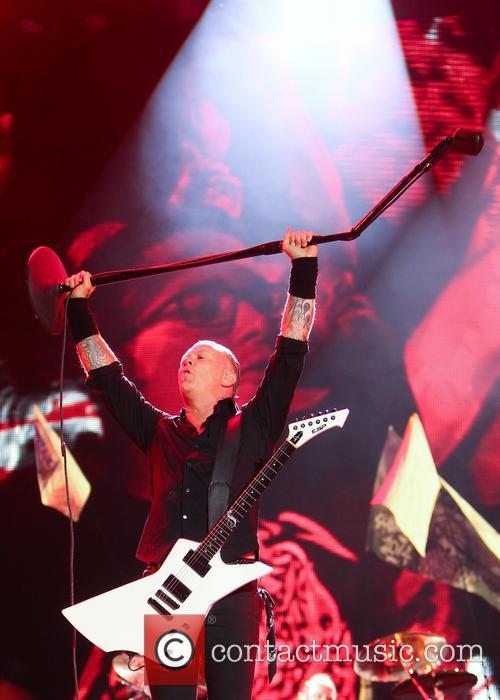 Metallica and James Hetfield 14