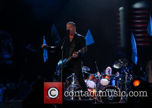 Metallica and James Hetfield 6
