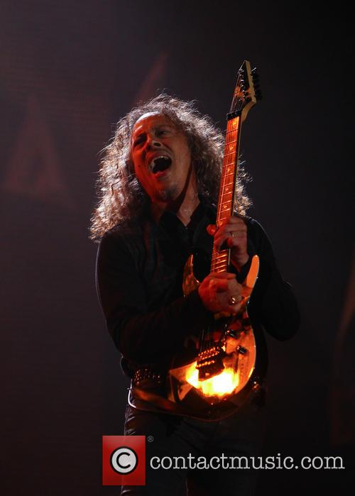 Metallica and Kirk Hammett 9