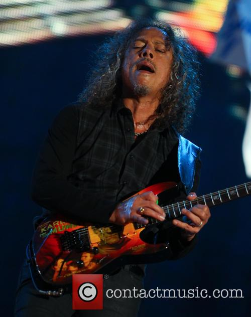 Metallica and Kirk Hammett 11