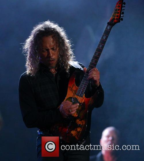 Metallica and Kirk Hammett 12