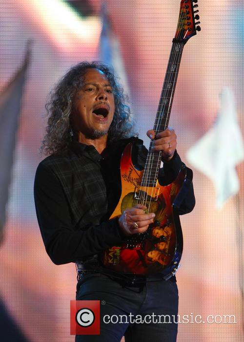 Metallica and Kirk Hammett 13