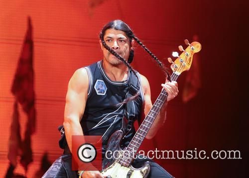 Metallica and Robert Trujillo 2