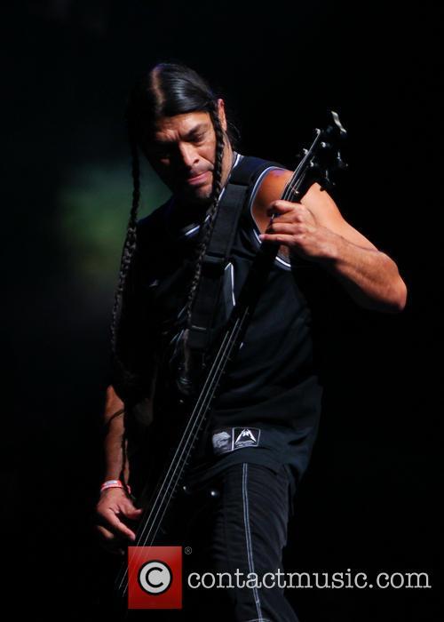 Metallica and Robert Trujillo 3