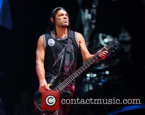 Metallica, Robert Trujillo, Glastonbury Festival