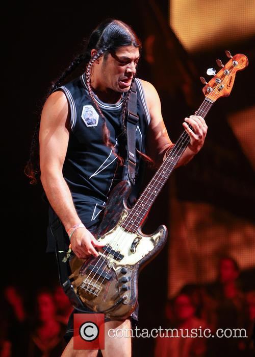 Metallica and Robert Trujillo