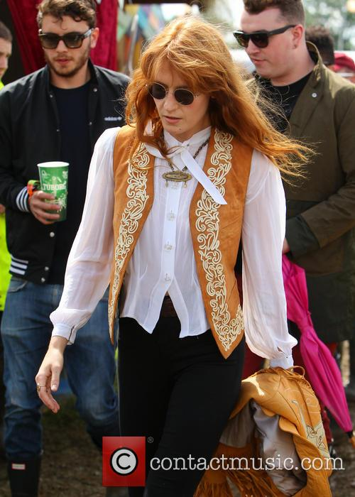 Glastonbury Festival 2014 - Celebrity sightings and atmosphere...