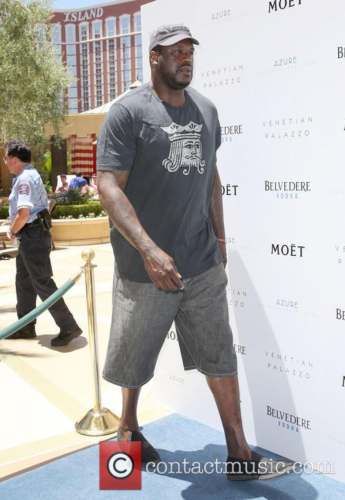 Shaquille O'neal 5