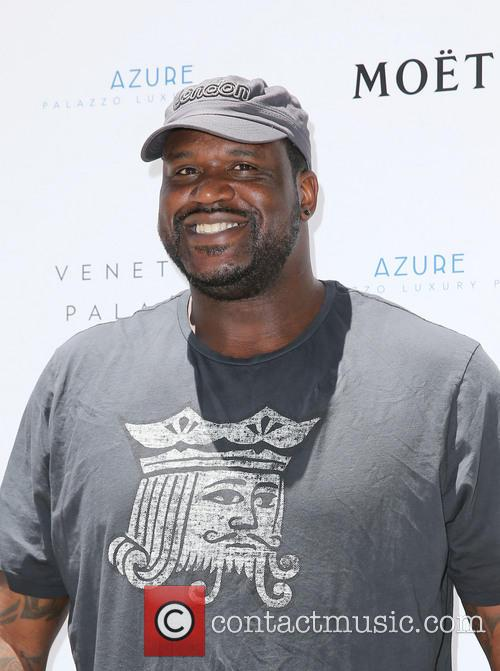 Shaquille O'neal 7