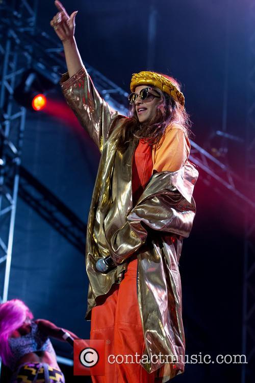 M.I.A, Bravalla Festival