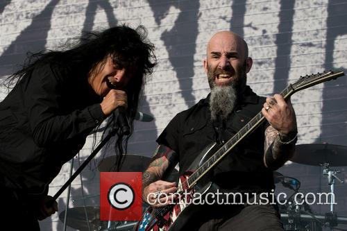 Scott Ian, Joey Belladonna and Anthrax 2