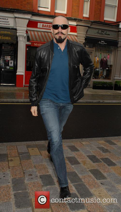 hugh jackman celebrities at chiltern firehouse 4265559