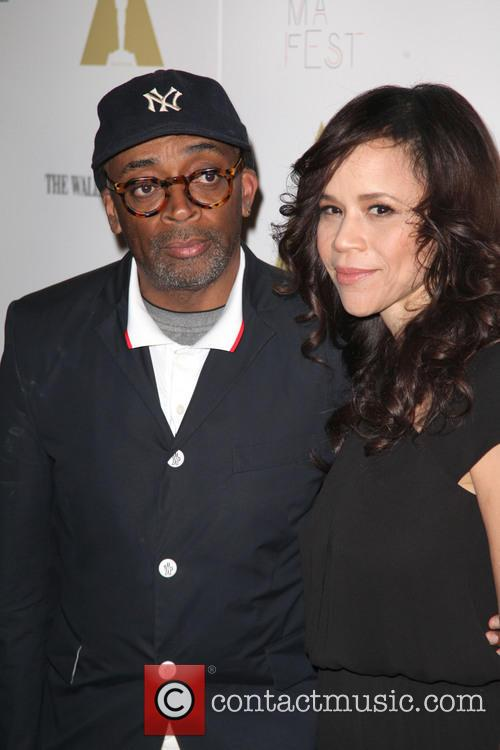 Spike Lee and Rosie Perez 1