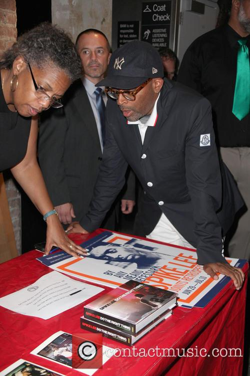 Spike Lee, Signing, Books and Posters 6