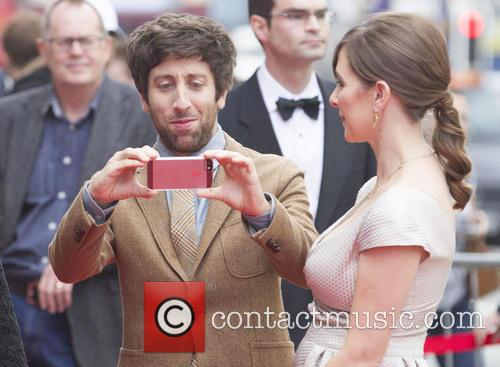Simon Helberg and Jocelyn Towne 5